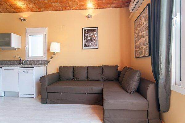 Bbarcelona Apartments Sagrada Familia Flats - фото 9