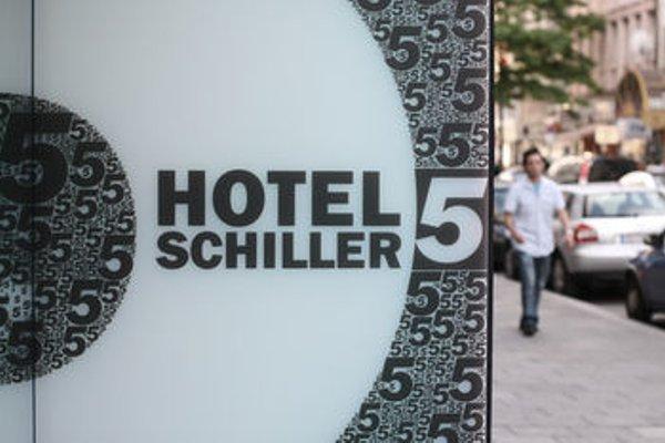 Schiller 5 Hotel + Boardinghouse - фото 19