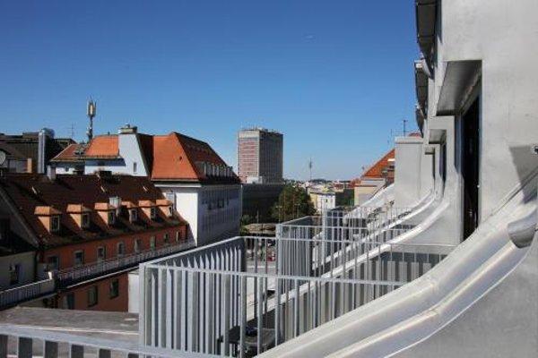 Schiller 5 Hotel + Boardinghouse - фото 20