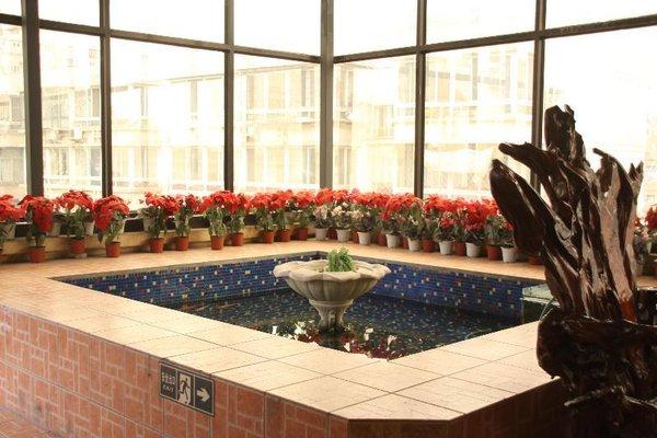 Super 8 Beijing Shijingshan Jiu Jiu Yuan - фото 13