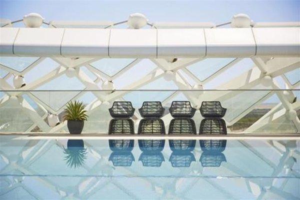 Yas Viceroy Abu Dhabi - фото 18