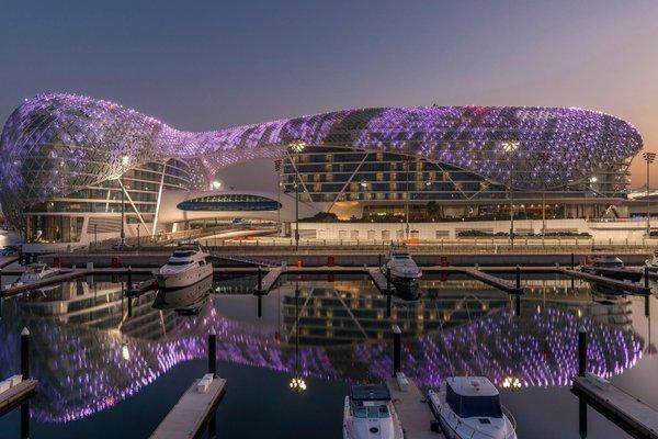 Yas Viceroy Abu Dhabi - фото 20