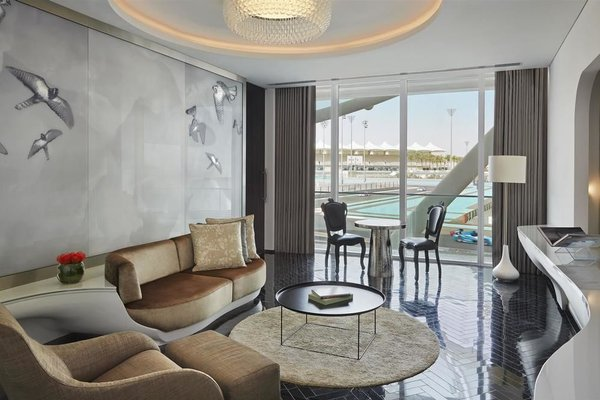 Yas Viceroy Abu Dhabi - фото 4