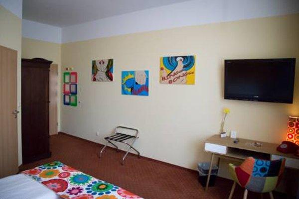 Hotel Sarotti-Hofe - фото 61