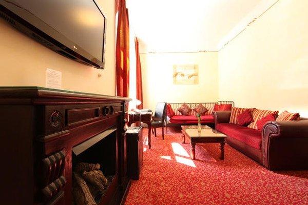 Hotel Sarotti-Hofe - фото 65
