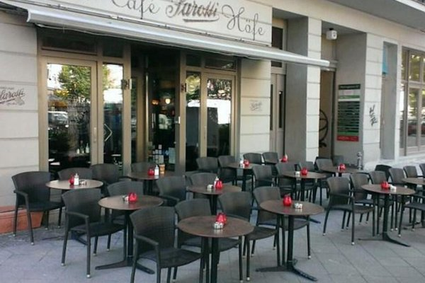 Hotel Sarotti-Hofe - фото 70