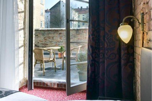 Hotel Sarotti-Hofe - фото 73