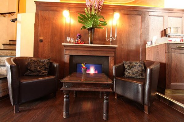 Hotel Sarotti-Hofe - фото 59