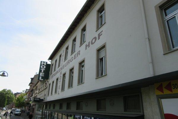 Rheinhotel Starkenburger Hof - фото 12