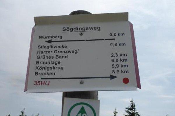 Gastehaus HarzGluck - фото 20