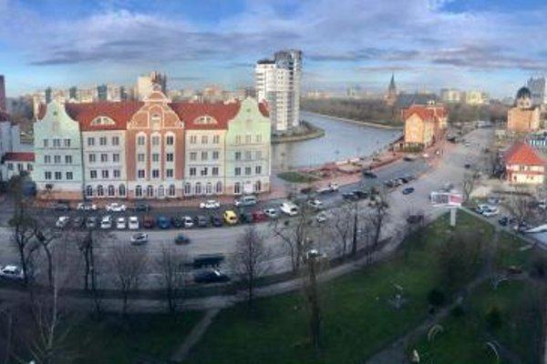 Апартаменты Кнайпхоф - 18
