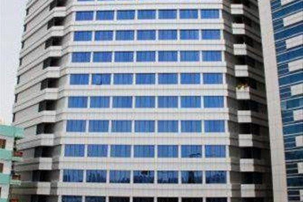 Ramee Garden Hotel Apartments - фото 22