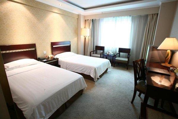 Furong Hotel - Chengdu - фото 46