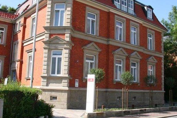 Hotel Stadtvilla Garni - фото 20