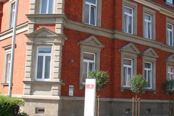 Hotel Stadtvilla Garni - фото 21