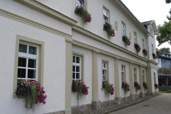 Hotel Garni - Haus Gemmer - фото 20
