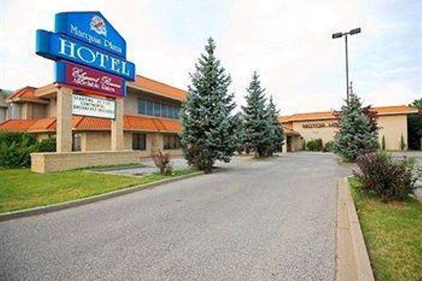 Howard Johnson Plaza Hotel Windsor - фото 22
