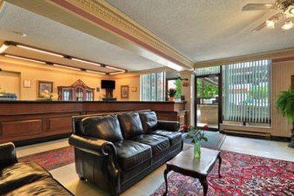 Howard Johnson Plaza Hotel Windsor - фото 5