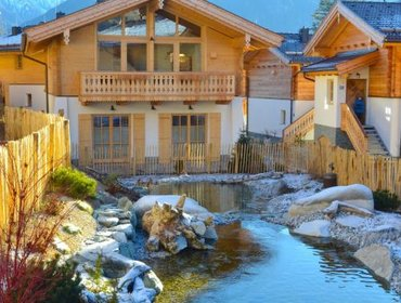 Апартаменты Chalet am Teich by Alpen Apartments