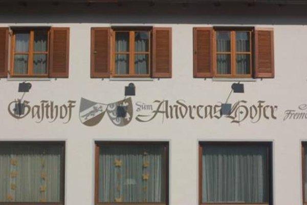Hotel Andreas Hofer - фото 15