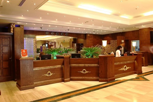 Abjad Grand Hotel - фото 13