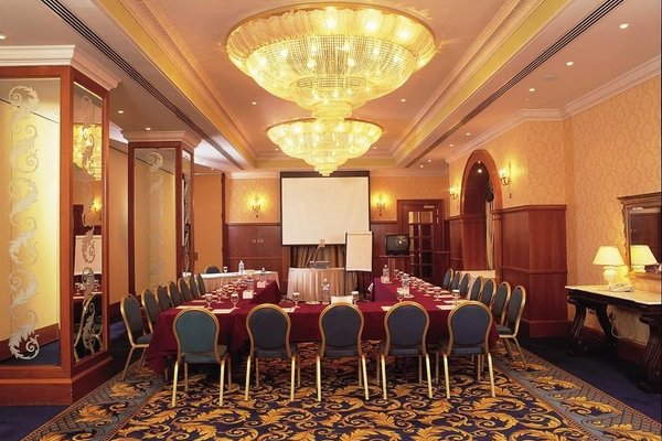 Abjad Grand Hotel - фото 16