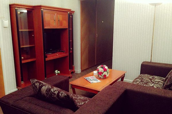 Abjad Grand Hotel - фото 17