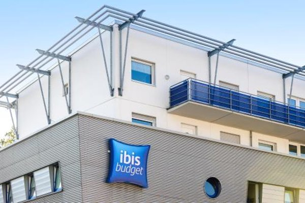 ibis budget Duisburg City am Innenhafen - фото 16