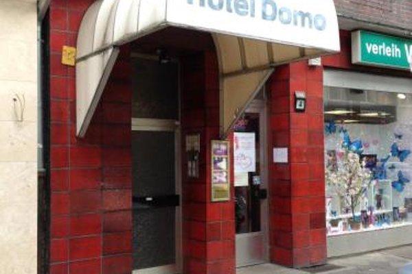 Domo Hotel Mondial - фото 21