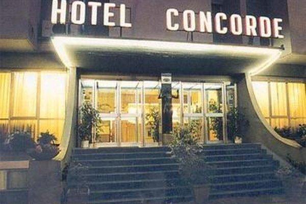 Concorde Hotel Florence - фото 18