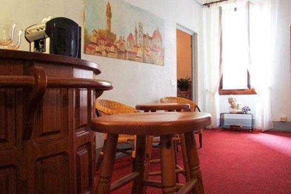 Hotel d'Azeglio Firenze - 11