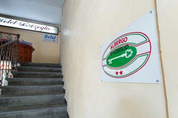 Hotel d'Azeglio Firenze - 16