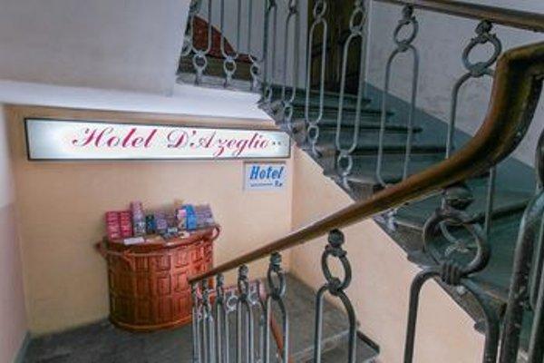 Hotel d'Azeglio Firenze - 18