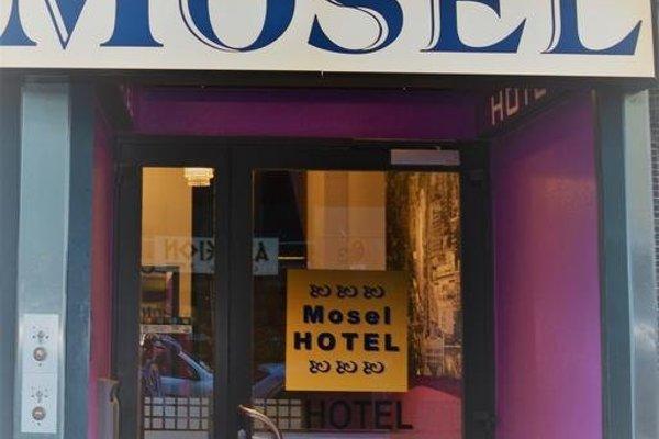 Mosel Hotel - фото 18