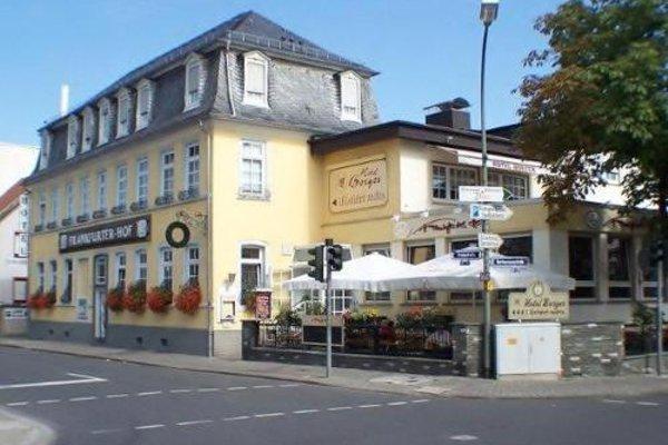 Hotel Borger - фото 21