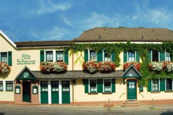 Landhaus Alte Scheune - фото 23