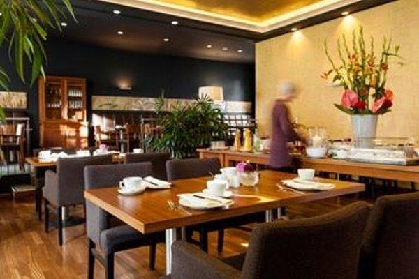 BIO-Hotel Villa Orange - фото 11