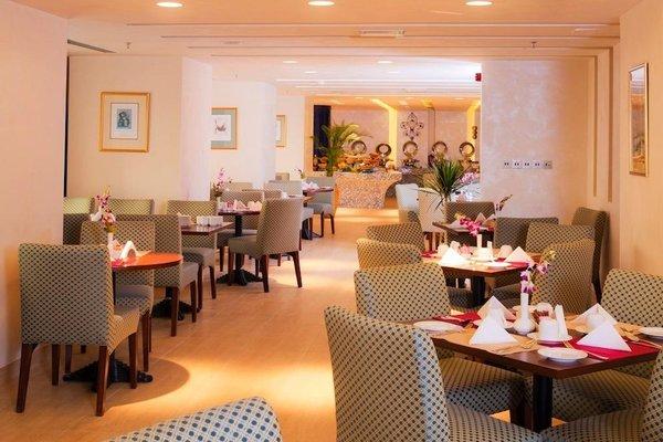 City Seasons Al Hamra Hotel - фото 14