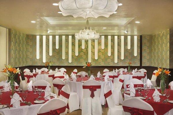 City Seasons Al Hamra Hotel - фото 15