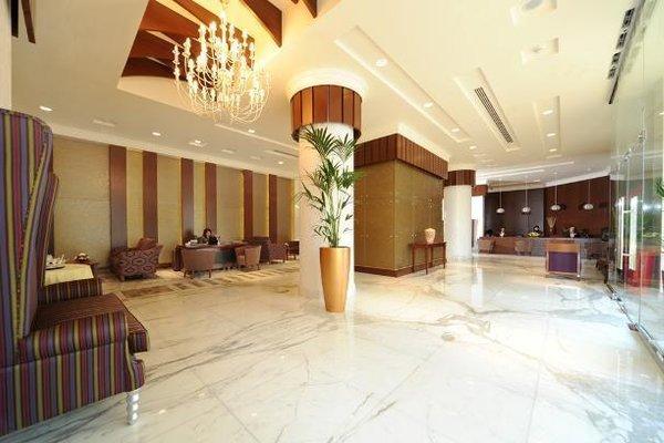 City Seasons Al Hamra Hotel - фото 18