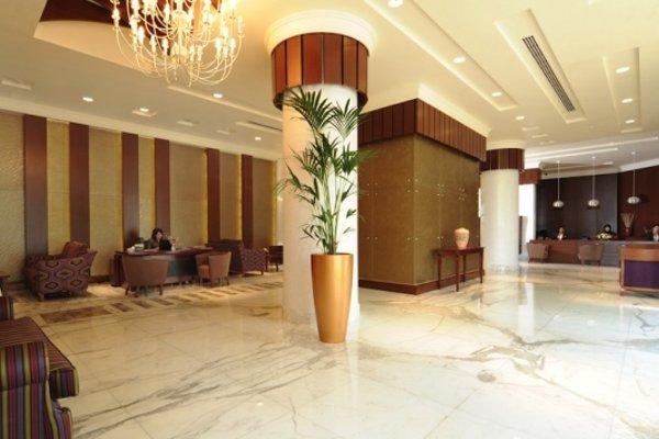 City Seasons Al Hamra Hotel - фото 19