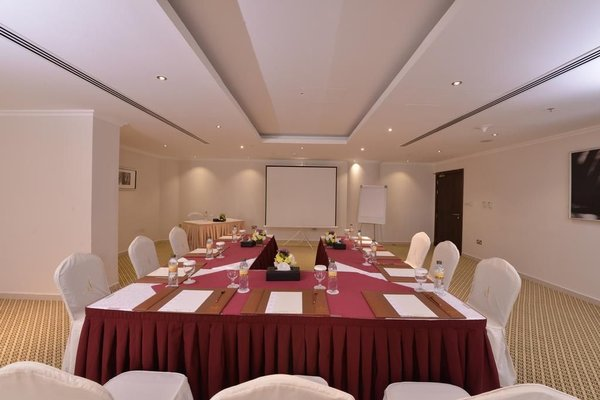 City Seasons Al Hamra Hotel - фото 20