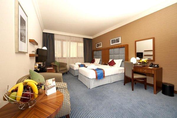 City Seasons Al Hamra Hotel - фото 3