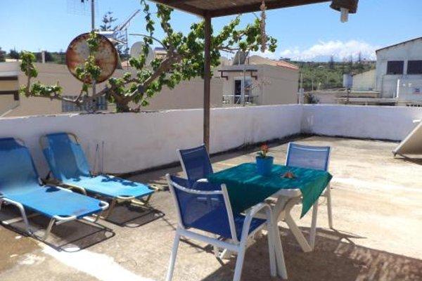 Maria's Apartments - фото 15