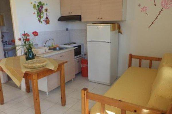 Maria's Apartments - фото 16