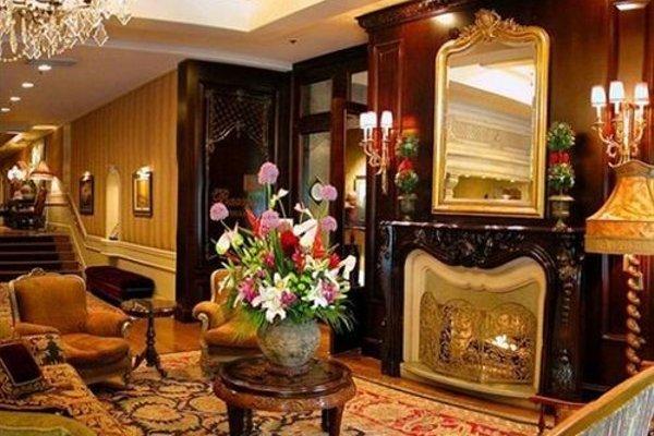 Wedgewood Hotel & Spa - фото 15