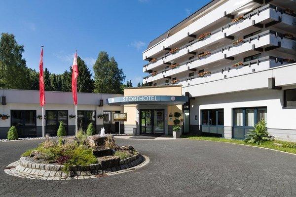 Sporthotel Grunberg - фото 23