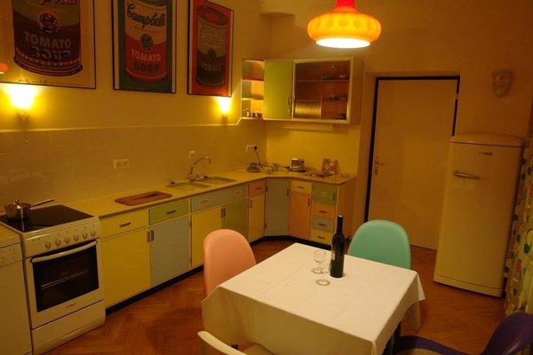 Sixties Appartement - 10
