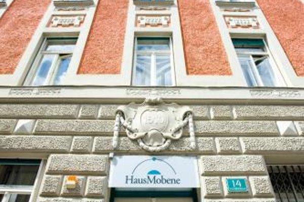 Haus Mobene - Hotel Garni - фото 22