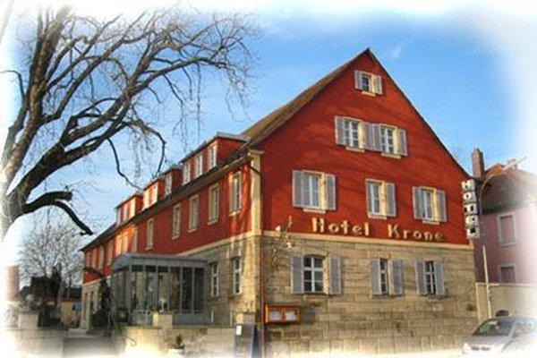 Hotel-Gasthof Krone - фото 16